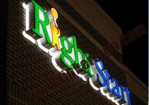led business signs with high quality and competitive prices