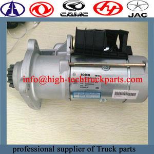 Weichai Engine WD615 Starter 612600090210