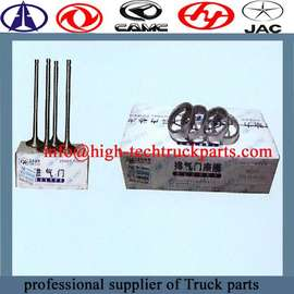 Yunnei engine inlet valve is Responsible for the input of air