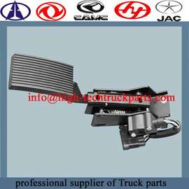 Dongfeng truck  Electronic accelerator pedal Controls the electronic signal