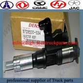 injector assembly Denso receives the fuel injection signal