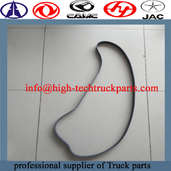 CAMC ribbed belt 628DA1025001A is suitable for high-speed transmission