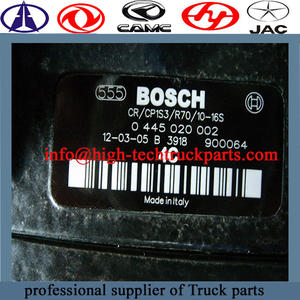 BOSCH DIESEL FUEL PUMP  is usually made from  the fuel pump, governor and other components