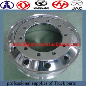 we deal with  truck rim assembly for beiben/beifangbenchi,CAMC,Shacman,Dongfeng