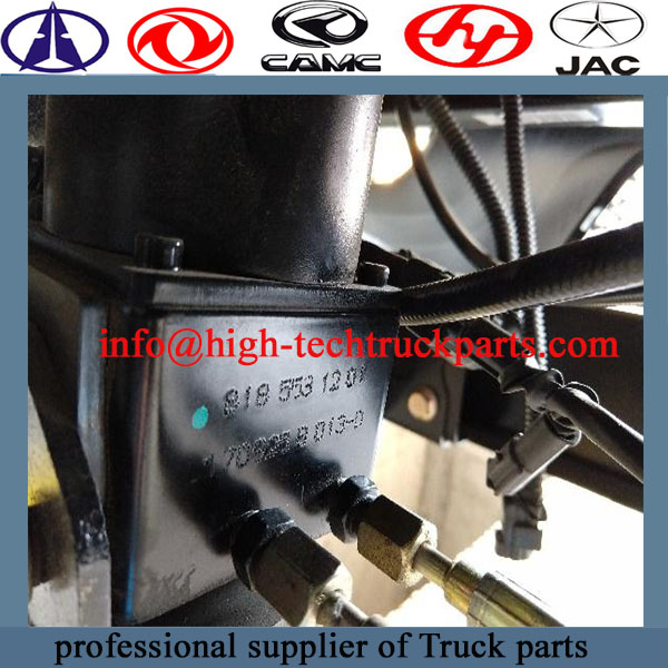 electric hydraulic pump supplies pressurized fluid to a hydraulic drive