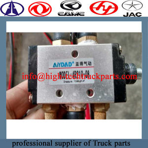 beiben truck Air valve is Special valves for preventing negative pressure