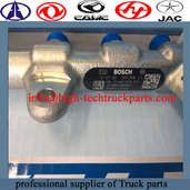 weichai engine Common Rail Refers to an oil supply system in which the injection pressure generation