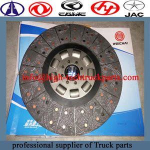 Weichai engine clutch pressure plate is an important structure on the clutch,