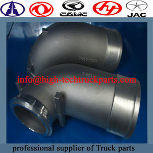 Weichai engine connecting pipe 612630110373 can block the propagation of sound waves