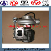 Cummins engine turbocharger is to increase the engine power.