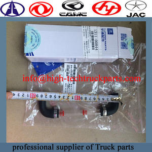 low price high quality Yutong Bus Glass tube 1311-00844  manufacturers
