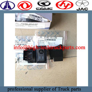 Yutong Rocker switch 3972-01120
