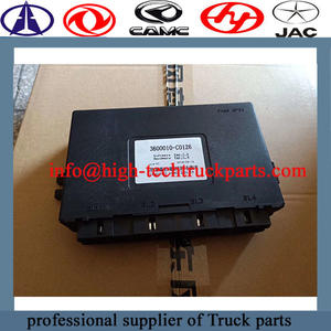 low price high quality Dongfeng truck VECU controller 3600010-C0126