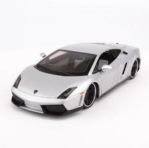 Gentleman 1/24 modelo de coche de aleación de simulación Gallardo LP560-4 modelo de coche deportivo