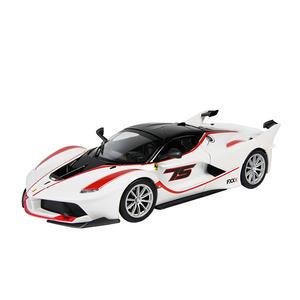 Enfriar 1:18 modelo FXX K Modelo de simulación de aleación de coche Colección de autos deportivos