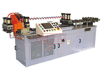 Tube Straightening&Cutting Machine
