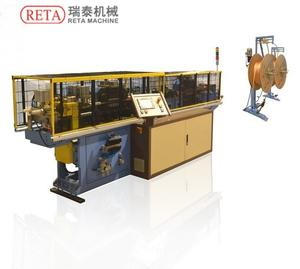 China Tube Cutting Machine; RETA- Video De Máquina De Corte De Tubo; Fabricante de máquina de corte sem tubo de tubo