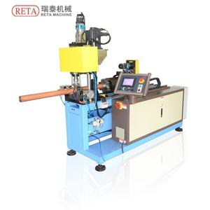 RETA- Tube Hole Drilling Machine;Video Of Tube Hole Drilling Machine;