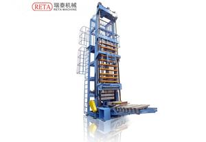 China Vertical Expander; China Tube Vertical Expanding Machine; RETA- Video de Expansor Vertical; Máquina de expansão vertical de tubo