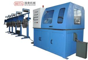 China Return Bender Machine; RETA- Video de Return Bender Machine; U machine à cintrer;