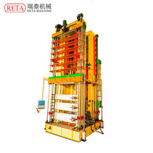 China Vertical Expander Machine;RETA- Video of Vertical Expander Machine for Heat Exchanger;