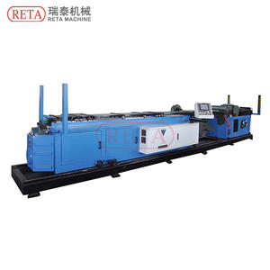 China Long U Hairpin Bender; RETA-Automatic Long U Hairpin Bender Na China, Vídeo de Automatic Long U Hairpin Bender