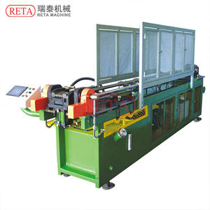 China Hairpin Bender; RETA-Automatic Hairpin Bender Na China, Video de Automatic Hairpin Bender