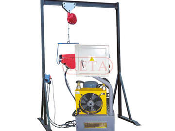 Steel Tube Portable Expanding Machine
