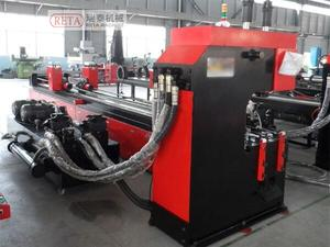RETA- Video Of Tube Hole Punching  Machine; China Tube Hole Punching Machine Manufacturer