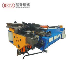 RETA-Pipe Bending Machine; Video of Pipe Bending Machine Bending Machine;