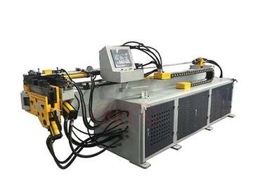 MS75CNC  Square Tube Bending Machine