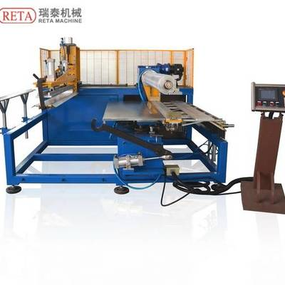 Coil Bender Machine
