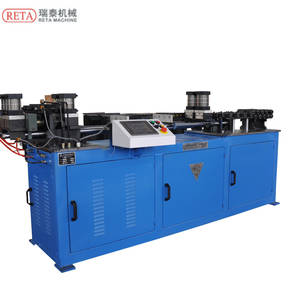 Tube Straightening & Cutting Machine
