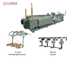 Automatic Hairpin Bender;RETA-Video of Long U Hairpin Bender; Long U Hairpin Bender for Heat Exchanger;