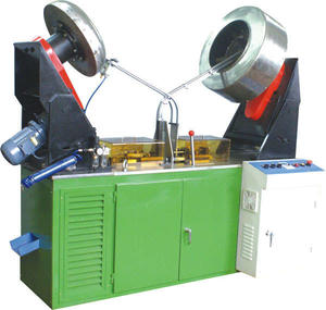 Ring Loading Machine for U Bend