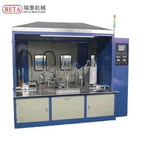 Automatic Brazing machine for copper tube connector