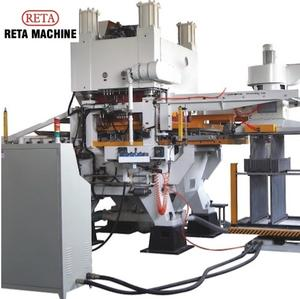 H Type Fin Press Line prix de Reta Machine