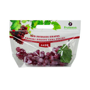 Grape Pouches , Slider Grape Pouches Factory