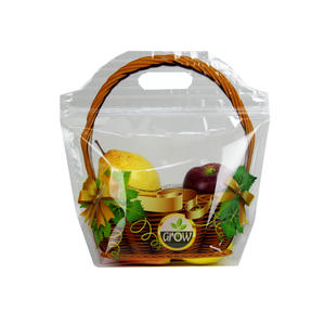 Plastic Fruit Pouch Bag, Fruit Bag Factory
