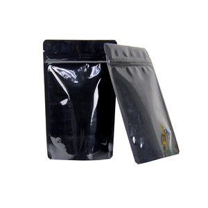 Reusable Ziplock Bags , Black Reusable Ziplock Bags Factory