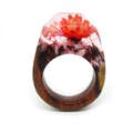 wholesale wood resin ring