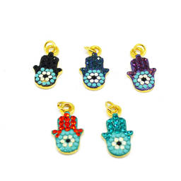 High quality evil eye charms jewelry (Wholesale Charms Factory)