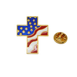 Factory direct wholesale custom enamel lapel pins china,pins lapel (US enamel flag pins)
