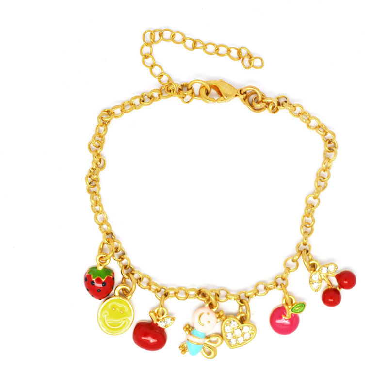 Enamel Charms For Bracelets: Wholesale Enamel Beaded Charm Bracelet Factory