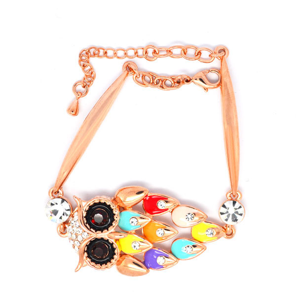 custom elegant metal fashion bracelet for women (wholesale women bracelet)