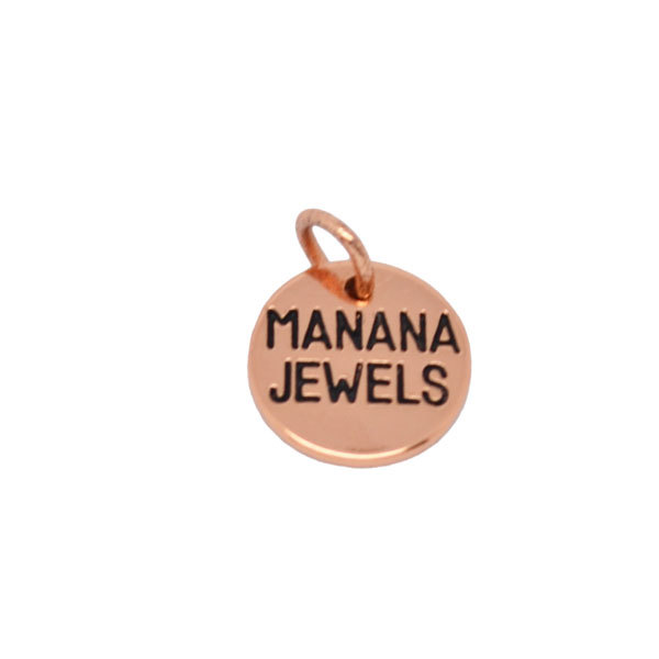 small wholesale zinc alloy metal jewelry name plates tag for necklace  (metal name plates)