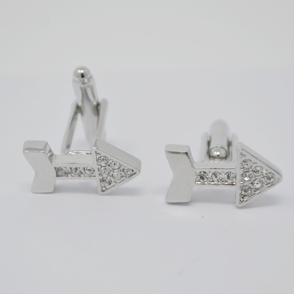 Wholesale custom made nautical anchor cufflinks  (anchor cufflinks)