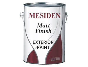 High quality exterior emulsion wall paint is designed for outdoor coating
