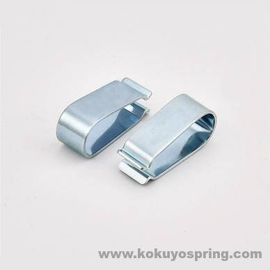 Metal clip(Plating Zn)