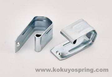 Sheet Metal Spring Clamps